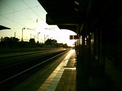 Lübbenau Bahnhof