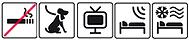 Nichtraucher, Haustiere nach Absprache erlaubt, TV, W-Lan, beheizbar